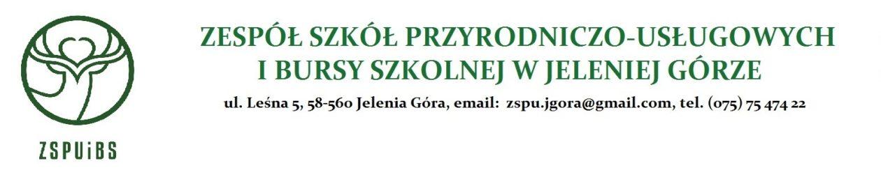 Zespół Szkół Przyrodniczo-Usługowych i Bursy Szkolnej w Jeleniej Górze, ul. Leśna 5, 58-560 Jelenia Góra